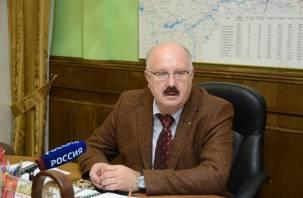 Из кресла замгубернатора — на должность директора «СмоленскАтомЭнергоСбыта»