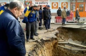 Кулаев: «Работы, безусловно, к концу дня будут завершены»