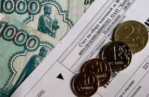 Смоляне задолжали за коммуналку около 400 миллионов рублей