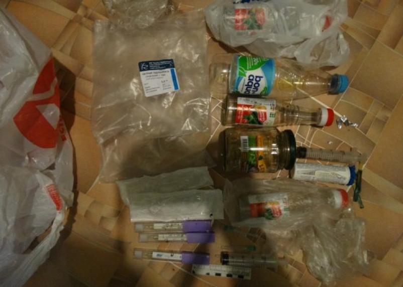 В Сафонове обнаружена подпольная лаборатория по производству амфетамина