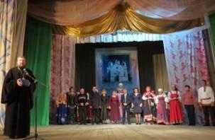 На Смоленщине прошел фестиваль духовных песнопений и народной песни
