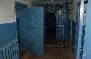Заключенный колонии в Смоленской области в знак протеста зашил себе рот