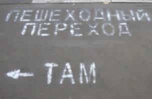 В Смоленской области насмерть сбили человека