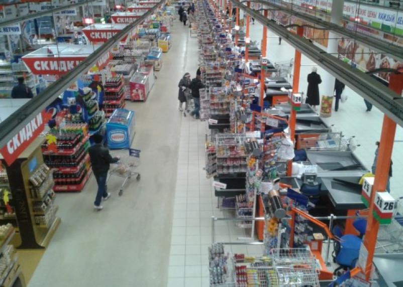 В смоленских супермаркетах подорожали продукты. Результаты народного мониторинга
