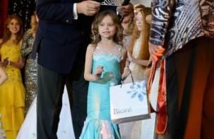 Шестилетняя модель из Смоленска покорила знаменитостей из мира моды