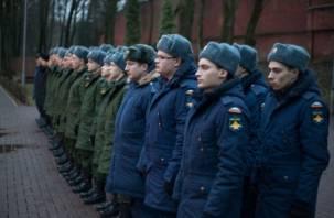 Более 30 смоленских парней будут служить на Северном флоте