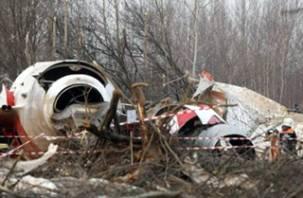 Продолжается польская паранойя по поводу крушения самолета под Смоленском