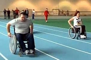 Впервые в Смоленской области состоялся чемпионат инвалидов по легкой атлетике