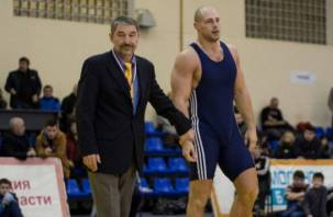 Смоленский борец — бронзовый призер чемпионата страны по вольной борьбе
