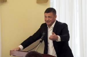 Единороссы избрали главой Смоленска Николая Алашеева