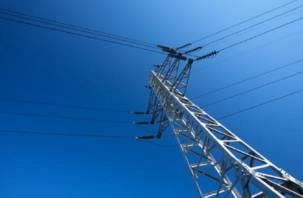 На Смоленщине началось строительство воздушной линии электропередачи