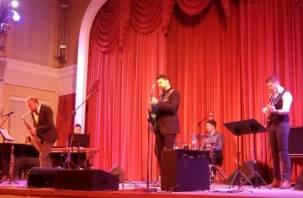 В Смоленске сыграли немецкие виртуозы джаза