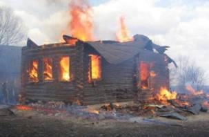 В этом году на Смоленщине в огне погибли около 100 человек