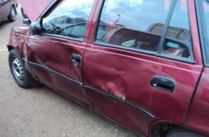 Автоледи пострадала в ДТП на трассе М1