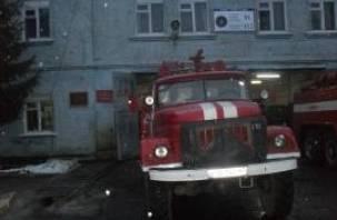 Житель Рославля чуть не сгорел в собственной квартире