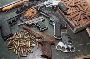 Задержана банда черных копателей, сбывавших оружие на Смоленщине
