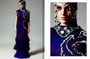 Дизайнер из Рославля и ее сокурсник стали победителями на Неделе моды в Риме