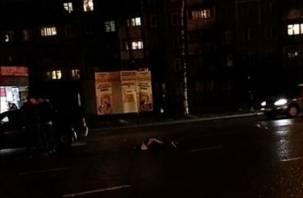 На улице Нормандии-Неман насмерть сбили человека
