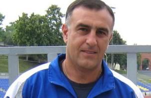 Известный футболист смоленского «Кристалла» стал главным тренером