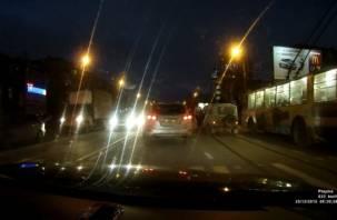На улице Шевченко водитель сбил женщину