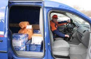 «Почта России» завершила доставку багажа из Египта смолянам
