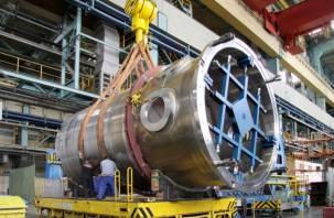 Через Смоленск провезут корпус атомного реактора