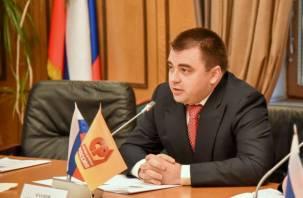 Алексей Казаков потребовал оказать помощь Гедеоновке за счет резервного фонда