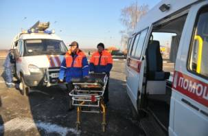 Три человека погибли в ДТП под Вязьмой