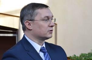 Избрание председателя Смоленского облизбиркома прошло в закрытом режиме