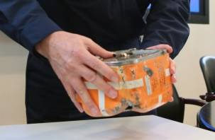 Эксперты смоленского завода «Измеритель» исследуют черный ящик сбитого в Турции Су-24