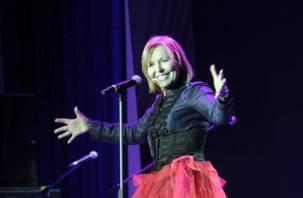 Ольга Кормухина выступила в Смоленске