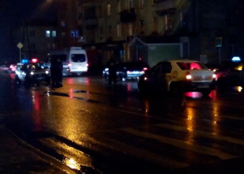 На Витебском шоссе в Смоленске сбили пешехода