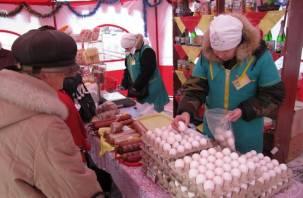 В Смоленске будет работать предновогодняя ярмарка