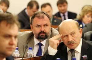 Бюджет Смоленской области и «тайна» резервного фонда