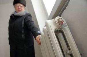 В Смоленске продолжаются аварийные отключения тепла