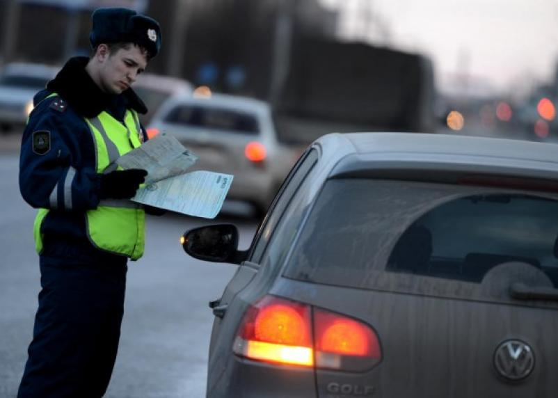Смоленские полицейские объявляют охоту на пьяных водителей