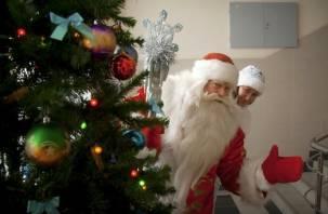 Афиша новогодних мероприятий в Смоленске