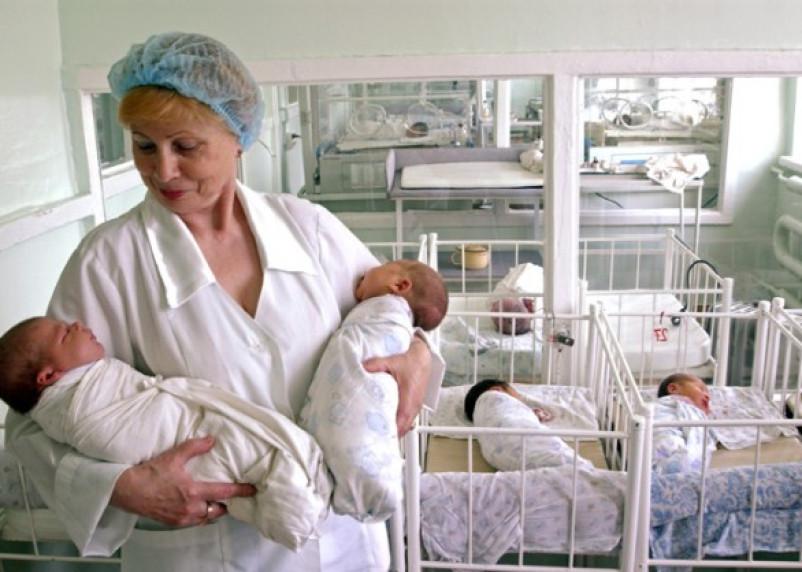 В Смоленске сократилась рождаемость