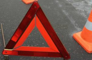 В Смоленской области произошло два ДТП, в которых пострадали люди