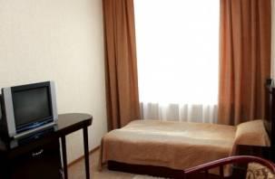 Смоленские гостиницы экономкласса — одни из самых дорогих