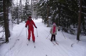 Во Дворце спорта «Юбилейный» начинает работать прокат лыж