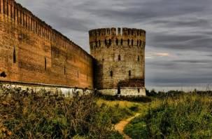 Смоляне просят отреставрировать башню Орёл