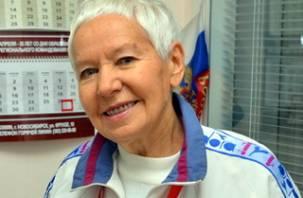 Известная бегунья из Смоленска добежала до Новосибирска