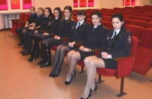 В Смоленской области начался конкурс среди женщин-полицейских