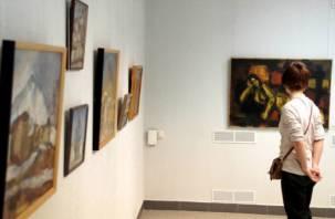 В Смоленске откроется выставка молодых художников