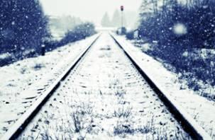 В Смоленской области снова начали воровать железнодорожные рельсы