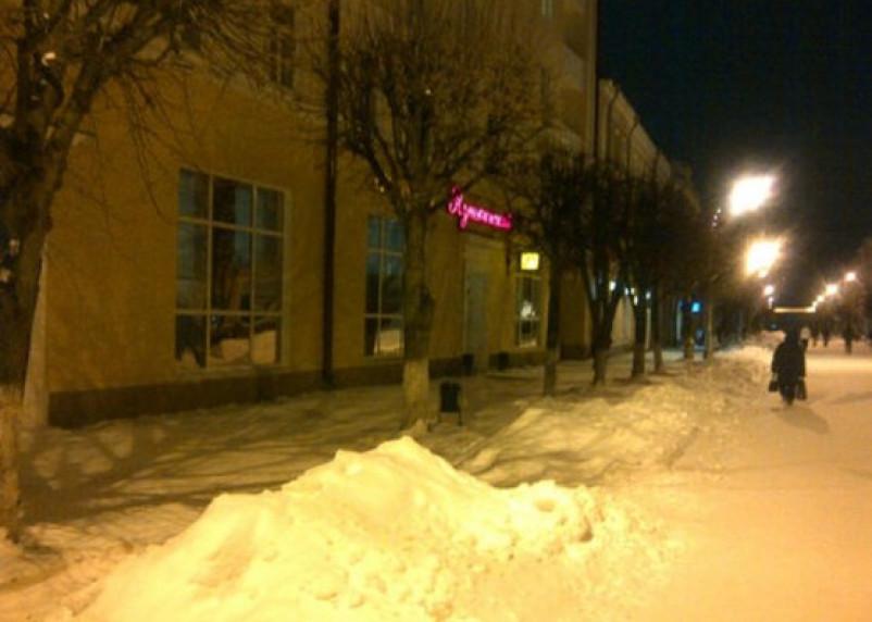 У жителей центра Смоленска больше нет продовольственного магазина