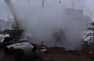 В Смоленске возобновлена подача тепла в замерзающие дома