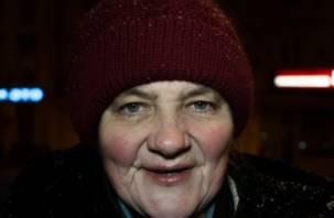 Бездомная из Смоленска рассказала московским волонтерам, как оказалась на улице