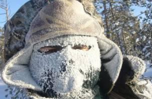 В Смоленской области станет еще холоднее